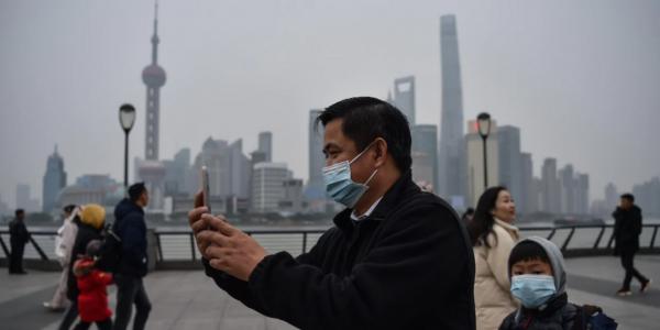 témoignage étudiant rester shanghai coronavirus chine